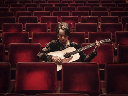 Billy Strings to Perform at Blue Ox Music Festival