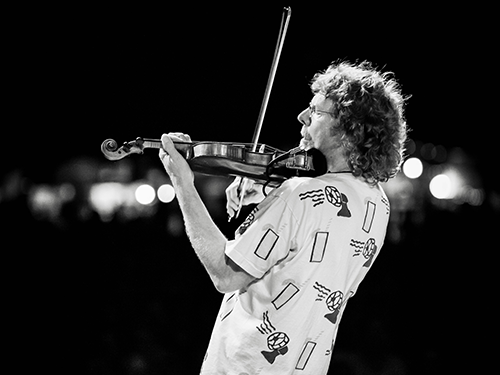 Sam Bush - Blue Ox Music Festival Artist