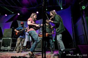 Greensky Bluegrass at Blue Ox Music Festival