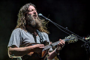 Greensky Bluegrass at Blue Ox Music Festival