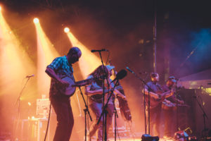 Greensky Bluegrass @ Blue Ox Music Festival