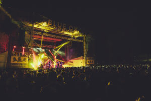 Greensky Bluegrass Preforms at Blue Ox Music Festival - 2017