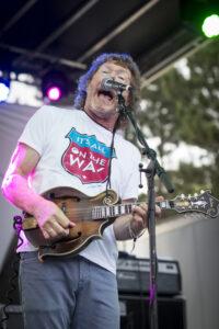 Sam Bush Band at Blue Ox Music Festival - 2015 - Jarred Media