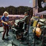 Sam Bush Band at Blue Ox Music Festival - 2016 - Michael Kaiz