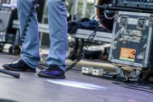 Sam Bush Band at Blue Ox Music Festival - 2015 - Dorthy StClaire