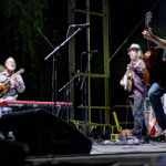 Railraod Earth at Blue Ox Music Festival - Photo By Michael Kaiz
