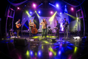 Relive the Blue Ox Music Festival - Infamous Strindusters 2015