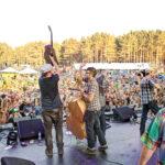Pert Near Sandstone - Blue Ox Music Festival 2016