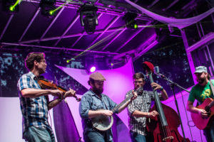 Pert Near Sandstone - Blue Ox Music Festival 2015