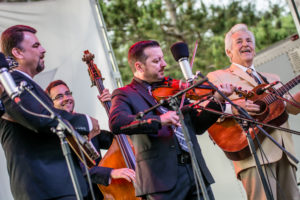 Relive the Blue Ox Music Festival 2015 - Del McCoury Band
