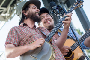 Relive the Blue Ox Music Festival - Horseshoes & Hand Grenades 2017