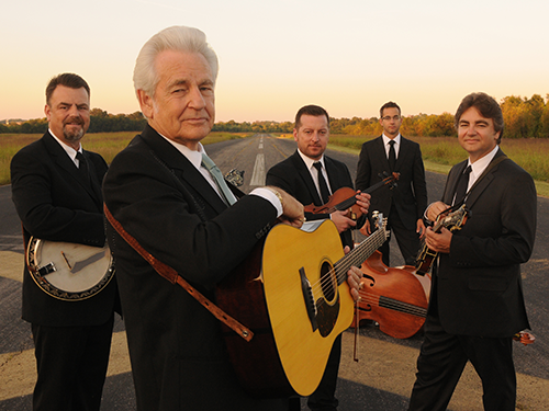 The Del McCoury Band will Perform at the 2018 Blue Ox Music Festival