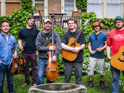 Kind Country will perform at the 2018 Blue Ox Music Festival