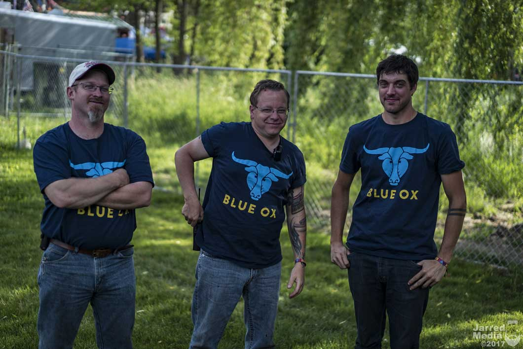 Volunteer at the Blue Ox Music Festival