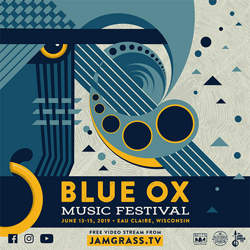 Live & Streaming 2019 - Blue Ox Music Festival