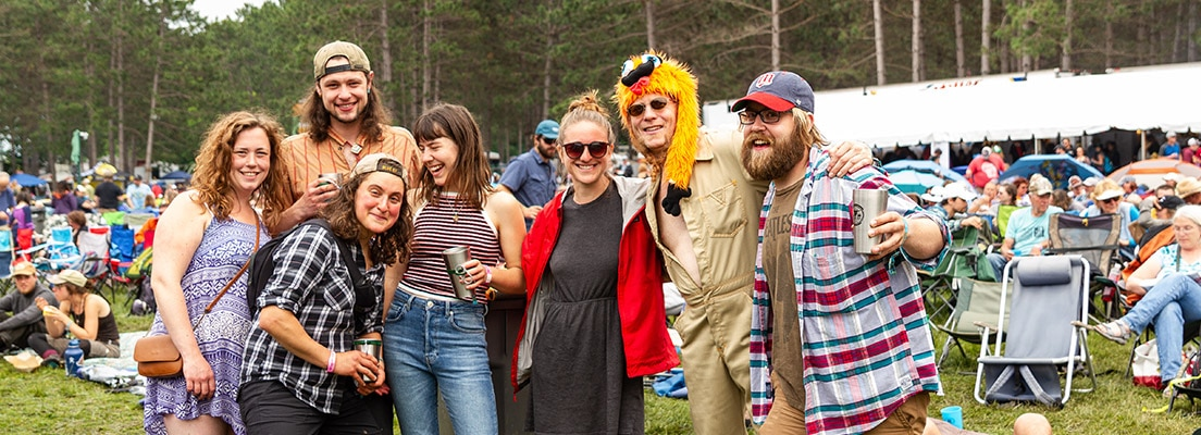 Blue Ox Music Festival Fans