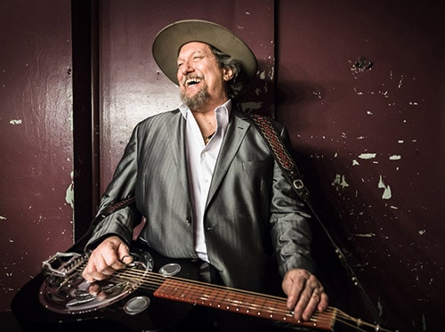 Jerry Douglas at Blue Ox Music Festival
