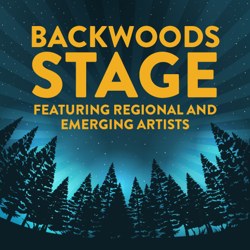 Backwoods Stage at Blue Ox Music Festival