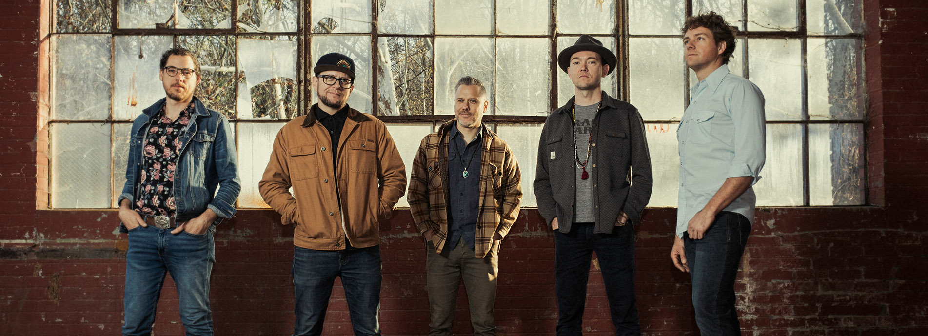 Infamous Stringdusters at Blue Ox Music Festival
