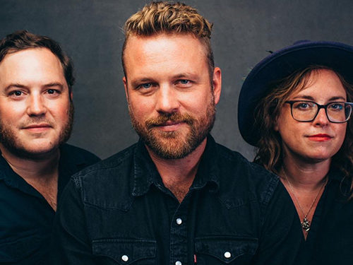 Jon Stickley Trio at the 2021 Blue Ox Music Festival
